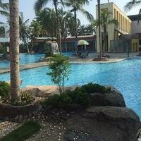 Photo taken at Bukit Jawi Golf Resort by Diana on 4/9/2016
