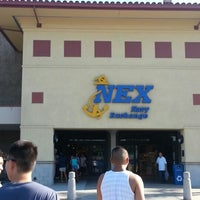 Photo taken at NEX Navy Exchange by Julian G. on 9/15/2012