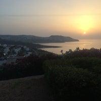 Photo taken at Saklı Kumsal by Duygu D. on 6/25/2016