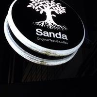 Photo taken at Cafe Sanda by Junho S. on 10/24/2013