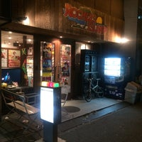 Photo taken at Rocker's Island 大阪店 by Yuu@Masterrr on 12/30/2015