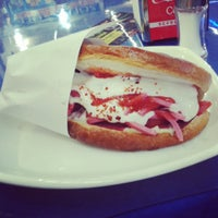 Photo taken at sofra büfe fast food & cafe by Naci K. on 8/10/2014
