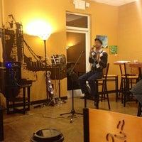 Photo taken at Mugs Coffee by Chris M. on 11/7/2012