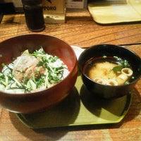Photo taken at 味くら アカオ by tamasaburou1982 on 3/20/2013
