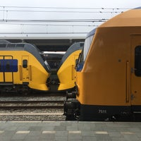 Photo taken at Spoor 1 by Joffrey S. on 5/6/2017