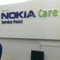 Photo taken at Nokia care @ fortune town by Sira W. on 5/25/2013