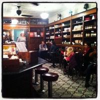 Photo taken at Brooklyn Farmacy & Soda Fountain by Jaclyn on 12/9/2012