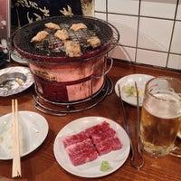 9/30/2013にKoooneが新宿ホルモンで撮った写真