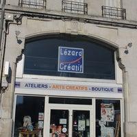 Photo prise au Lézard Créatif La Rochelle par Carole le8/8/2014