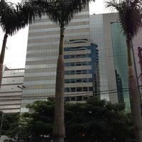 Photo taken at Blue Tree Premium Faria Lima by Scott B. on 4/14/2013