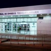 Photo taken at Terminal de Ómnibus de Trenque Lauquen by Marcelo Z. on 2/23/2015