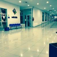 Photo taken at Terminal de Ómnibus de Trenque Lauquen by Marcelo Z. on 7/29/2017