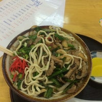 Photo taken at かつ亭 豊年 by maccord 1. on 7/4/2014