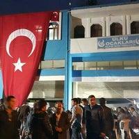 Photo taken at Silifke Ülkü Ocakları by İbrahim Ç. on 9/13/2015