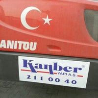 Photo taken at KANBER YAPI A.Ş by Selman K. on 3/20/2016