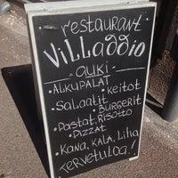 Photo taken at Villaggio by Niina on 8/16/2013
