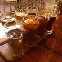 Photo taken at Prison Brews Brewery & Restaurant by Kristin H. on 1/23/2013