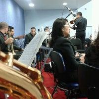 Photo taken at Assembleia de Deus by Jonathan L. on 11/16/2012