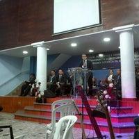 Photo taken at Assembleia de Deus by Jonathan L. on 2/24/2013