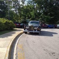 Photo taken at Bluff Park United Methodist Church by Cedric T. on 8/10/2013