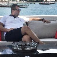 Photo taken at Marmaris Resort Deluxe Pool by Cpt.Murat AL on 8/7/2017