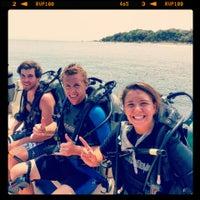 Photo taken at Utila Dive Center by cidney on 8/26/2013