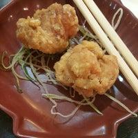 Photo taken at Ramen-Ten   Shin Tokyo Sushi™ by Azizul Haizum Rahmat on 10/26/2015
