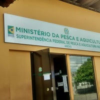 Photo taken at Superintendência Federal de Agricultura no Pará - SFA-PA by Camila N. on 12/8/2014