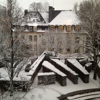 Photo taken at Banque de Luxembourg by Boris P. on 1/16/2013