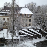 Photo taken at Banque de Luxembourg by Boris P. on 2/25/2013