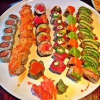 Photo taken at Bayridge Sushi by Angela on 5/12/2013