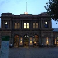 Das Foto wurde bei Mainz Hauptbahnhof von Harald H. am 7/22/2014 aufgenommen