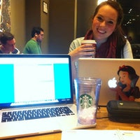 Photo taken at Starbucks by Cory H. on 12/1/2012