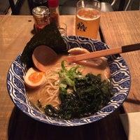 Photo taken at Koku Kitchen Ramen by Mario C. on 12/19/2014