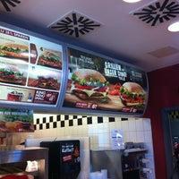 Photo taken at Burger King by Eugen K. on 7/22/2012
