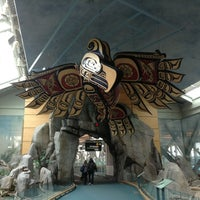 Photo taken at Vancouver International Airport (YVR) by Leanna on 2/18/2013