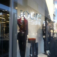 Photo taken at JOOP! Outlet Store by Alexey R. on 10/22/2012