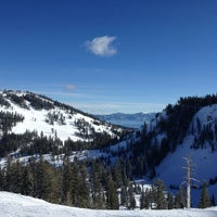 Photo taken at Alpine Meadows Ski Resort by Rebecca W. on 1/12/2013