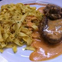 Photo taken at Olivetto Restaurante e Enoteca by Rachel B. on 5/22/2013