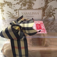 Photo taken at Vasalissa Chocolatier by Rachel B. on 6/5/2014