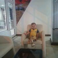 Photo taken at Tşof hotel by Uysal B. on 8/16/2016