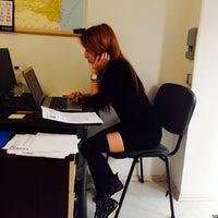 Photo taken at Birou Executoresc Judecatoresc N. M. A by Serpil M. on 1/17/2014