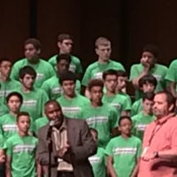 Photo taken at Mansfield ISD Center for the Performing Arts by Mighty Q on 6/5/2016