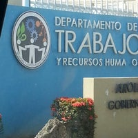 Photo taken at Oficina de Desempleo (Nuevas Instalaciones) by Ivanhoe F. on 3/28/2014