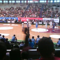 Photo taken at Sritex Arena by Ida Y. on 3/9/2013