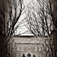 Photo taken at west queen anne elementary by Tim G. on 12/25/2014