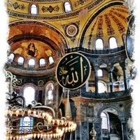Photo taken at Hagia Sophia by Tim G. on 5/28/2013