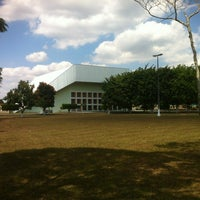 Photo taken at Faculdade Adventista da Bahia - IAENE by Thiago F. on 12/23/2012
