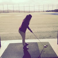 Photo taken at Valley Golf Center by April H. on 1/24/2015