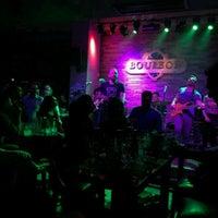 Photo taken at Bourbon Bar by Giannis K. on 4/9/2017